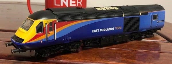Class 43 HST Power Car Pairs - OO